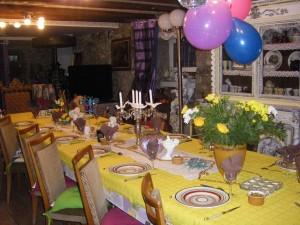 table d hotes anni surprise 305