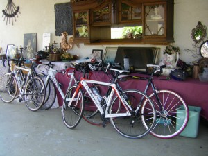 jardin et cycliste 005